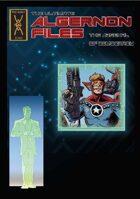 The ALGERNON Files Deluxe Edition: The Arsenal of Democracy