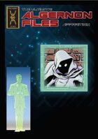 The ALGERNON Files Deluxe Edition: Apparition