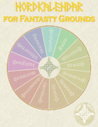 Nordkalender (Fantasy Grounds)
