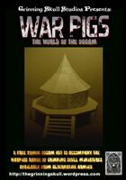 WAR PIGS: Oggam hut