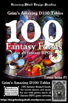 100 Fantasy Foods for all Fantasy RPGs