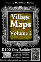 Village Maps Volume 1.