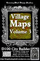 Village Maps Volume 3.