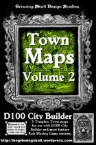 Town Maps Volume 2.