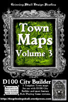 Town Maps Volume 3.