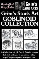 Grim's Stock Art: Goblinoid Collection