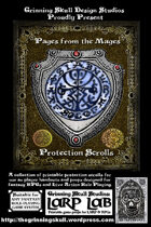 LARP LAB: Pages from the Mages: Protection Scrolls