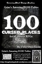 100 Cursed Places for all Horror RPGs