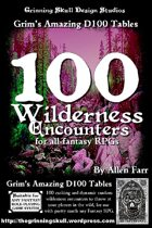 100 Wilderness Encounters for all fantasy RPGs