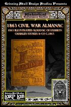 LARP LAB Historical Reference: 1836 Civil War Almanac of Military Fashion