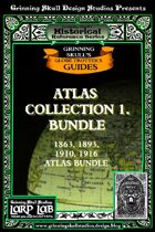 LARP LAB: Historical Reference: Atlas Collection 1.  [BUNDLE]