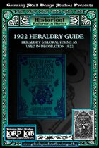 LARP LAB Historical Reference: 1922 Heraldry and Floral Forms guide