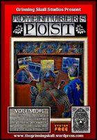 Adventurer's Post: Volume 1