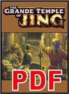 The Grande Temple of Jing - Player's Guide