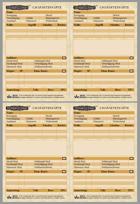 Bladestorm Kämpfer und Einheitenvorlagen (DE)