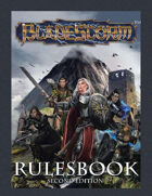 Bladestorm Rulesbook 2nd Edition