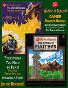 Worlde of Legends™ BUNDLE: LITE: DIGITAL Gamer Starter Pack [BUNDLE]
