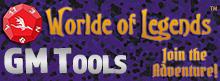 WoL™ GM Tools