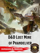 Fantasy Grounds: D&D Lost Mine of Phandelver