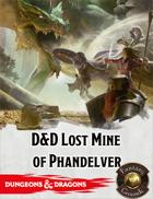 Fantasy Grounds: D&D Lost Mine of Phandelver