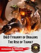 Fantasy Grounds: D&D The Rise of Tiamat