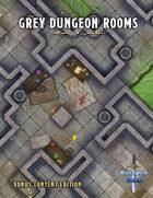 Grey Dungeon Rooms