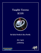 Tangible Taverns: ICON (Starfinder)