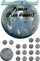 Print And Play Planets (Plain)