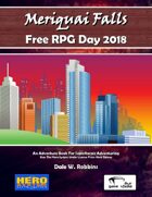 Meriquai Falls - Free RPG Day 2018