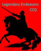 Legendary Endeavors Nightmare Set CCG