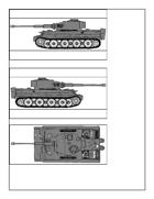 WW2 Tiger vs Shermans Skirmish Pack