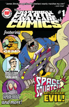 Charmingly Chaotic Cavalcade of Comics