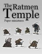 Ratmen Miniatures