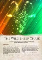 The Wild Sheep Chase - A Single-Session Adventure