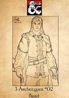 3 Archetypes #02 - Bard