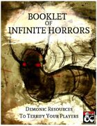 Booklet of Infinite Horrors