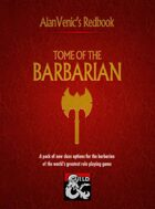 AlanVenic Tome of the Barbarian