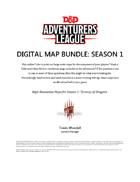 Digital Maps: Season 1 (Tyranny of Dragons)