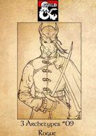 3 Archetypes #09 - Rogue