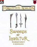 Swords of Impiltur: Soargar's Legacy