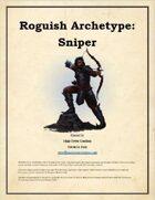 MTC - Roguish Archetype: Sniper