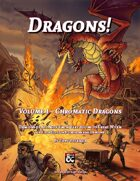 Dragons! Volume 1 - Chromatic Dragons