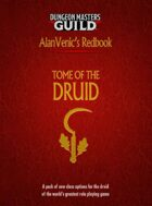 AlanVenic Tome of the Druid