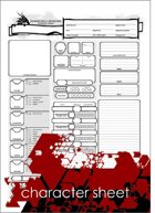 5th Ed. Complete Character Sheet