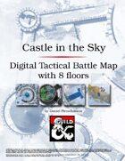 Digital Map: Castle in the Sky