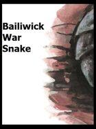 Bailiwick War Snake