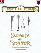 Swords of Impiltur: Imbrar's Inheritance