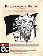 The Buccaneer's Bestiary