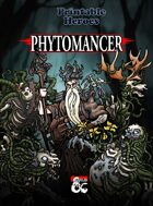 Phytomancer Paper Miniatures