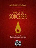 AlanVenic Tome of the Sorcerer